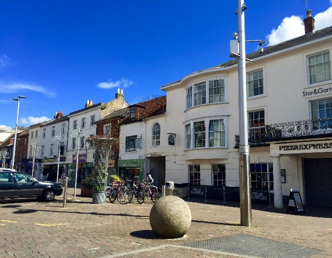 A Bid For Andover Town Centre The Means